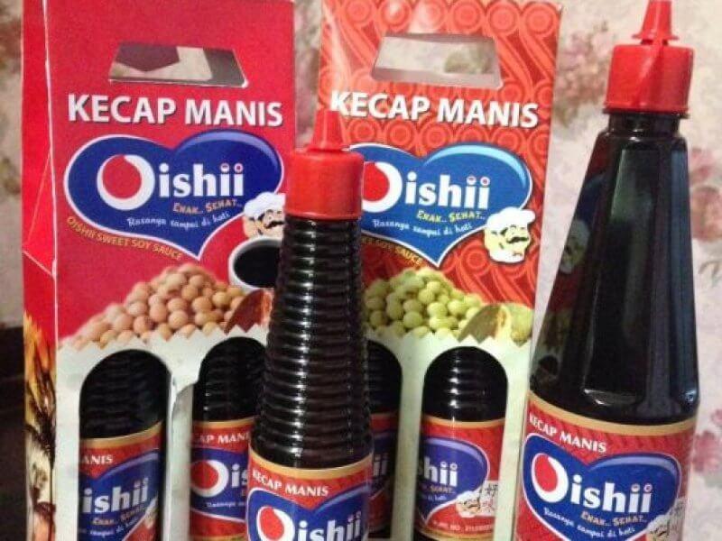 Kecap Oishii Gurih