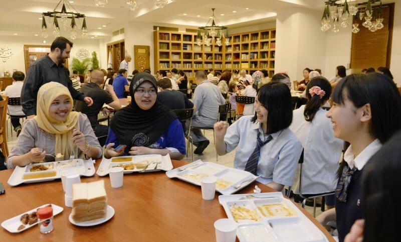 Islam di Jepang Meningkat