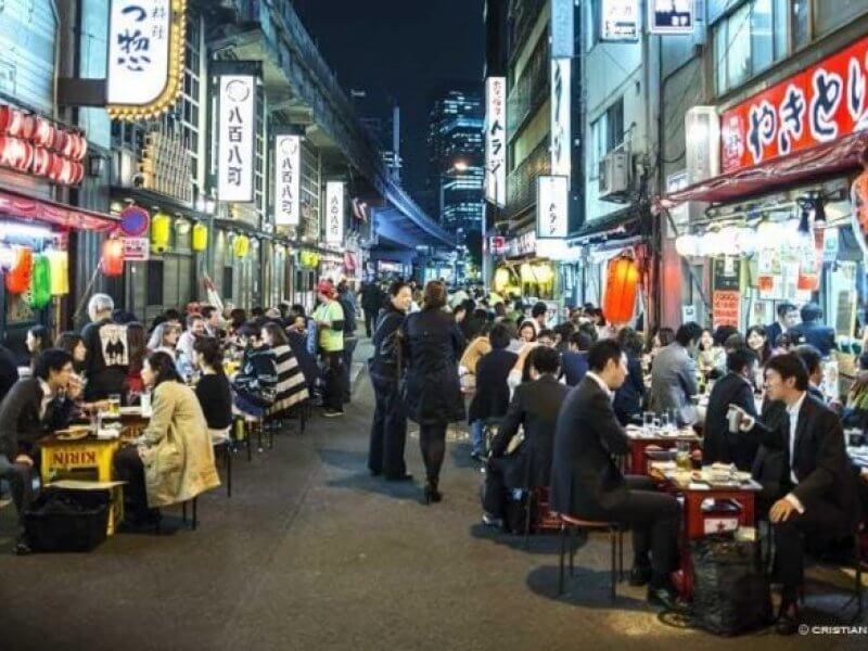 Japanese Stret Food