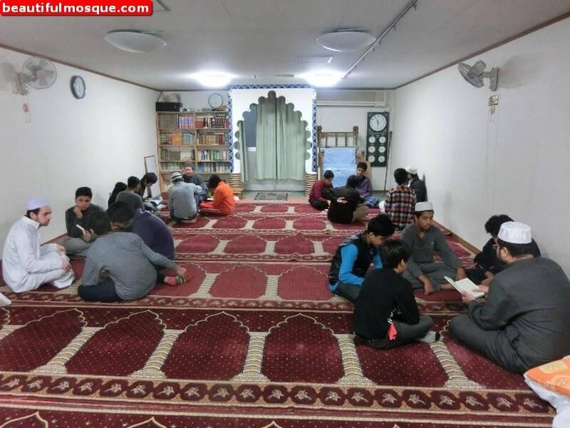 Kebutuhan Kenshuusei Masjid
