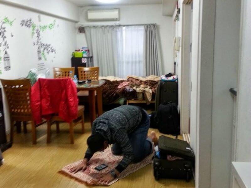 Shalat 5 Waktu di Jepang Ketat