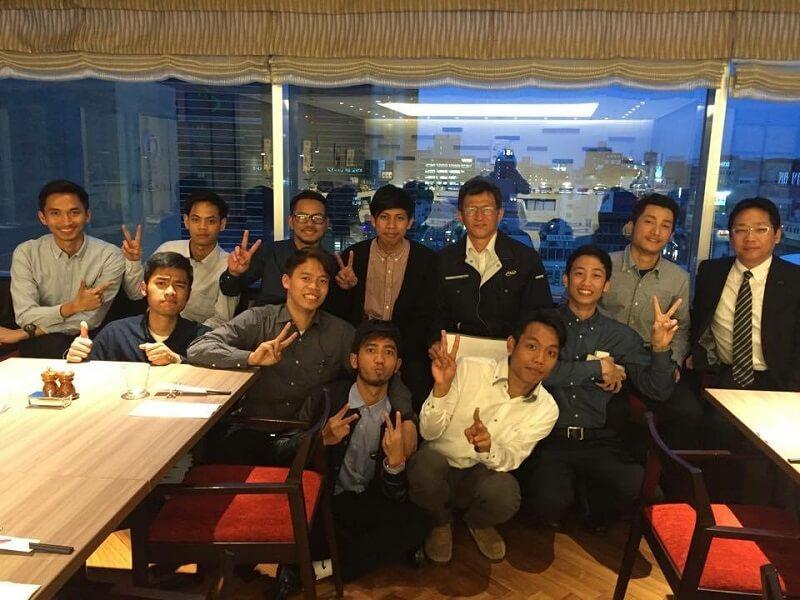 Anak Magang Jepang Pintar