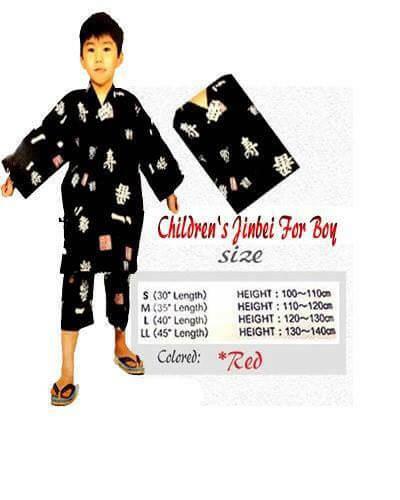 Kimono Anak 3.000 yen